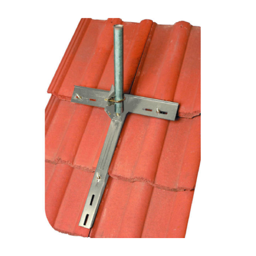 roof tile mount for aerials