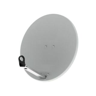 Grey 60cm Satellite Dish