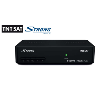 Strong 7406 TNTSat Receiver and Card