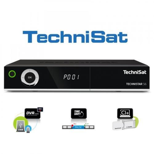 Technisat S6 HD CI+ Satellite Receiver
