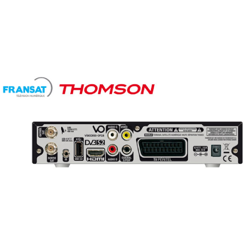 Thomsoon THS805 Fransat Receiver Rear
