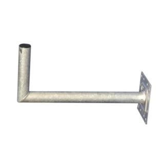 Large galvanised wall bracket