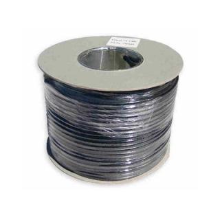 RG6 Aerial Coax Cable Black 100 Metres