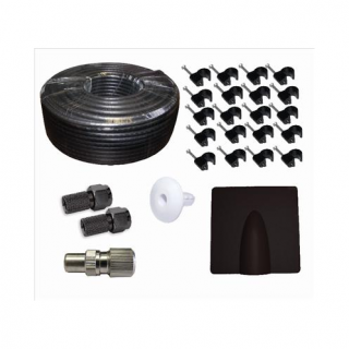 RG6 Aerial Coax Cable Kit