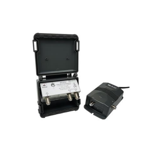 SAC 2 Way Amplifier