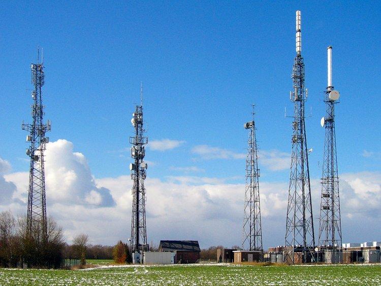 Bluebell Hill Television TV Transmitter