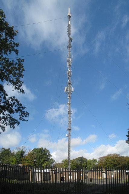 Heathfield TV Transmitter