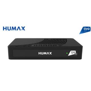 Humax Tivusat box for italian TV