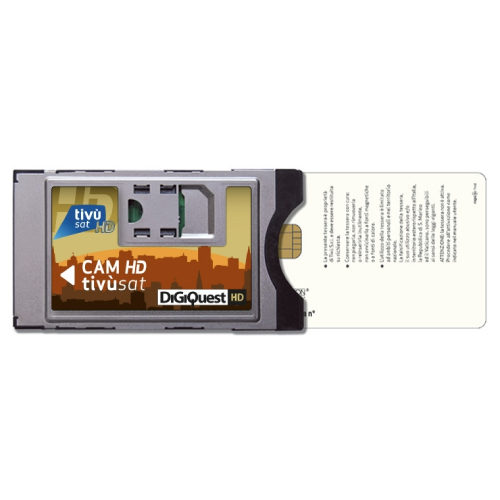 Official 4K Tivusa Card Cam