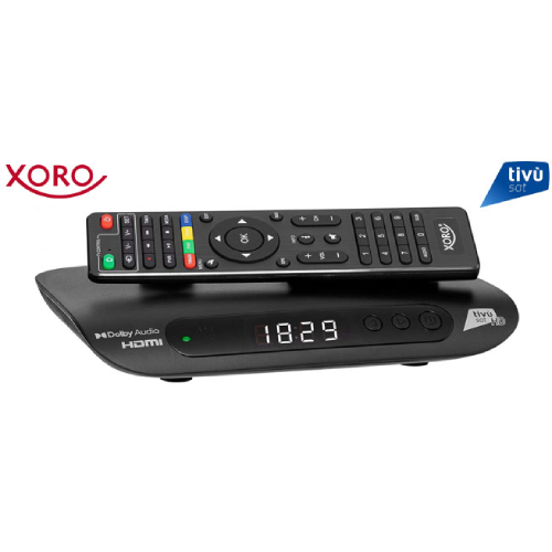 xoro 8830 Italian Tivusat Receiver