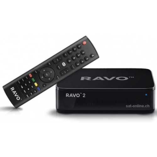 Ravo TV Remote