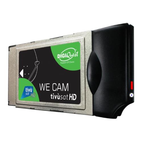 Tivusat Card CAM for TV