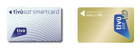 Tivusat Cards that work on your TV