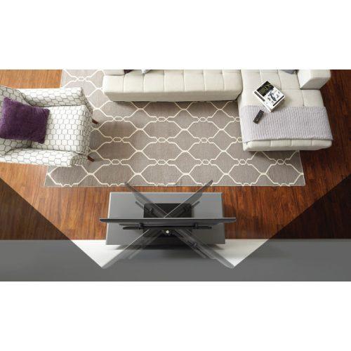 swivel mount tv stand