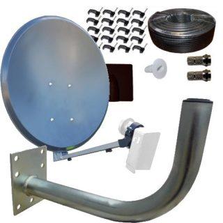 60cm Satellite Dish Kit