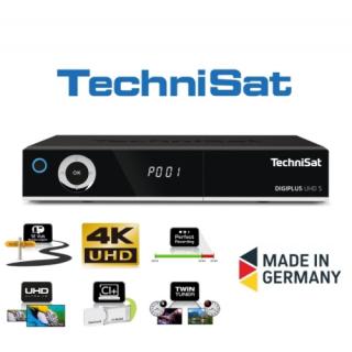 Technisat 4K Satellite Receiver