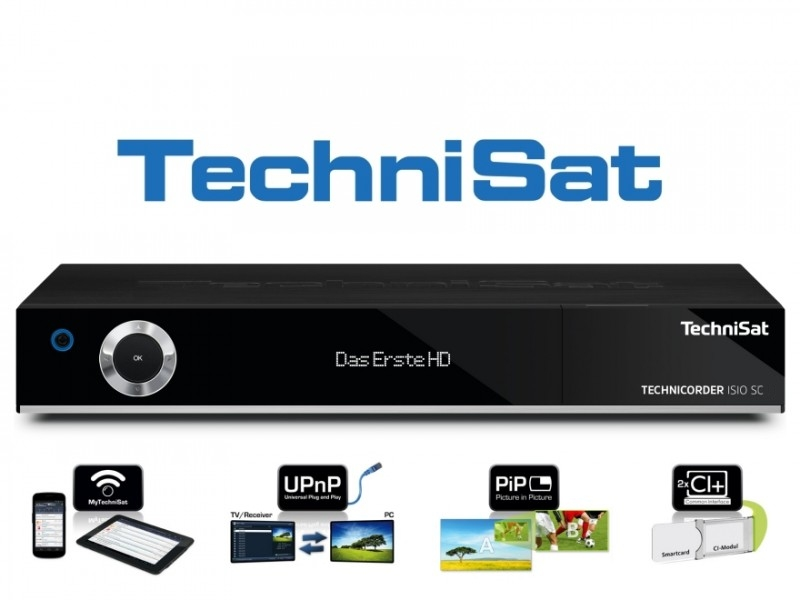 satellite receiver for german tv
