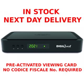 Digiquest Q60 4K Tivusat Receiver