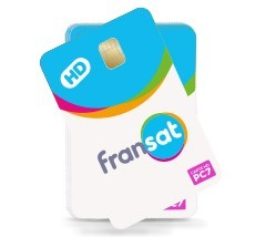 Fransat PC7 Card
